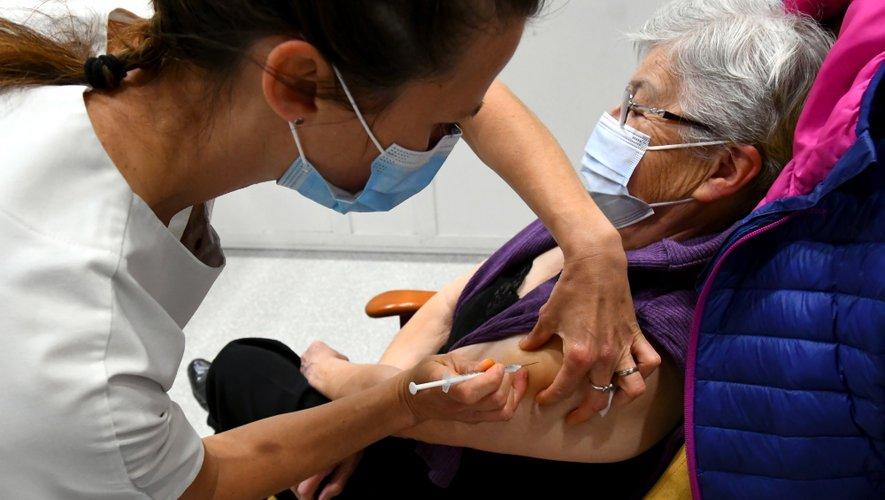 La campagne de vaccination se poursuit en Aveyron.
