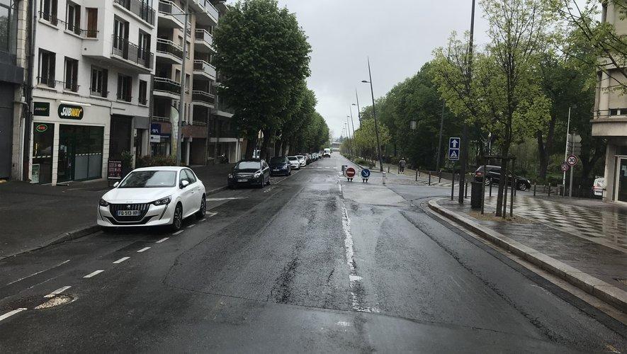 A l'issue de la rénovation, la limitation de vitesse sur l'avenue Victor-Hugo sera limitée à 30 km/h.