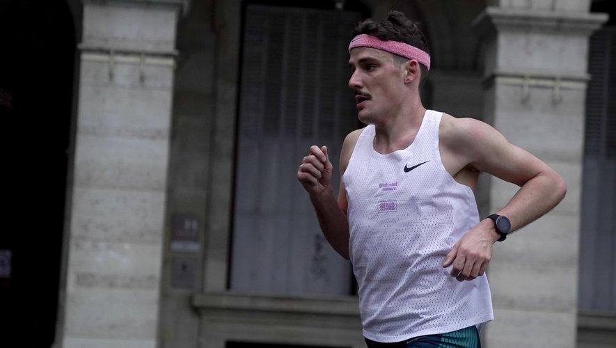 C'est à Paris, où il vit désormais, que Jean Pourrat s'est mis à la course à pied. Ce qu'il préfère encore, c'est la partager.DR