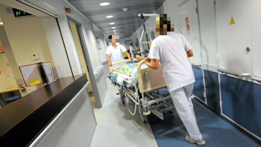 Vendredi soir, 98 patients étaient pris en charge. Le pic de la troisième vague pourrait être atteint.