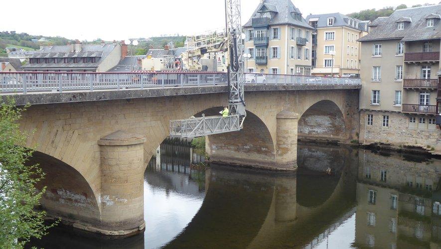 Inspection des ponts du Nord-Aveyron