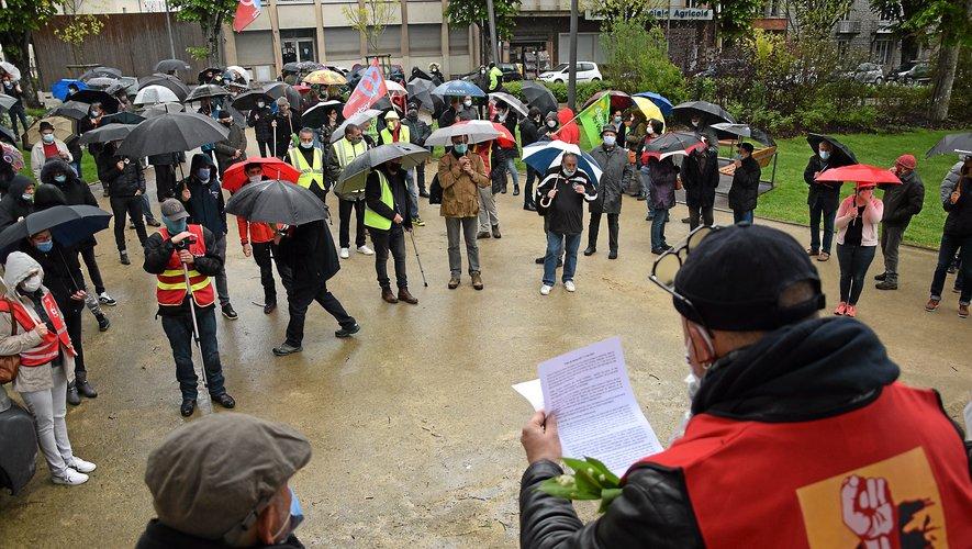 Les problèmes de l'industrie aveyronnaise évoqués à Rodez.
