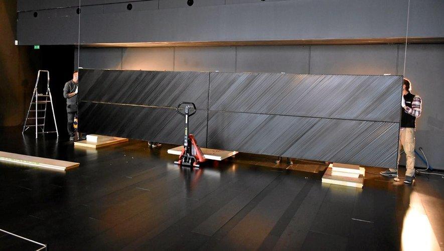 Le grand Outrenoir change de salle d'exposition.