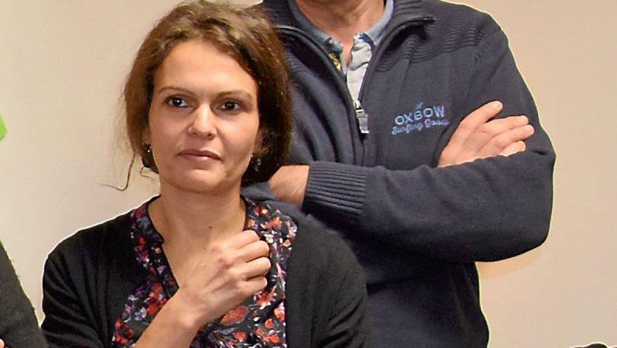 Leïla Arfoutni était sur la liste Rodez Citoyen aux dernières municipales.