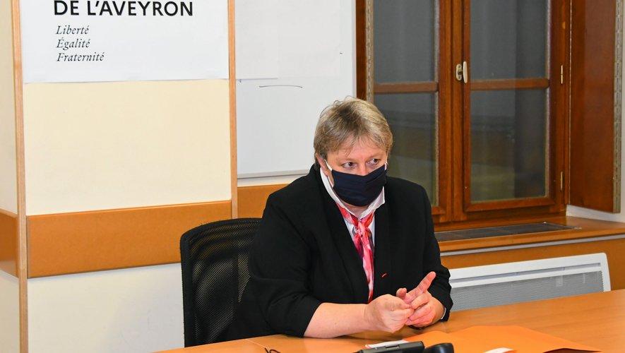 La préfète de l'Aveyron a pris un nouvel arrêté.