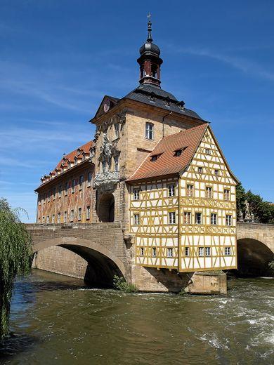 Une ville classée à l'Unesco