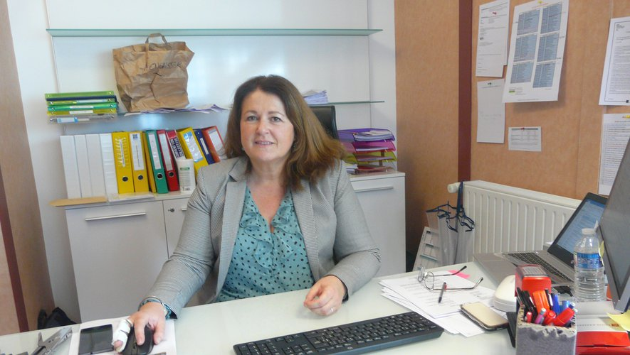 Florence Milhau est en poste depuis le 1er mars.