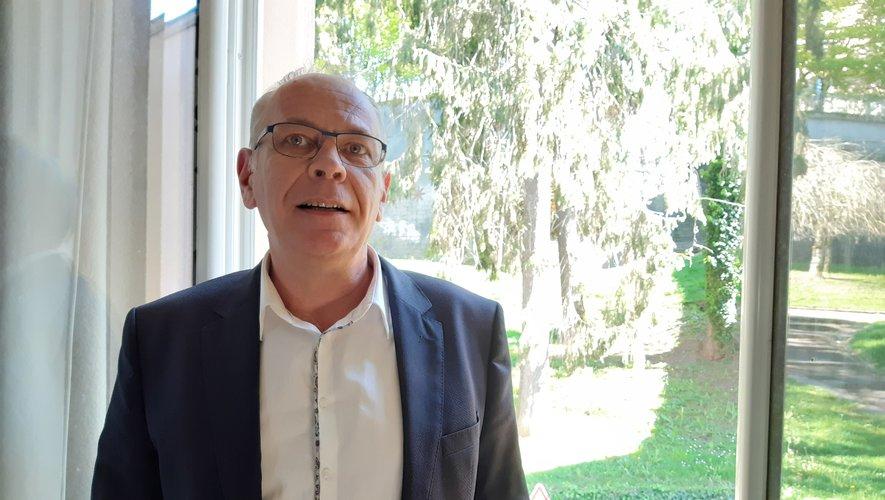 Matthieu Lebrun est entré au  Conseil municipal en 2014.