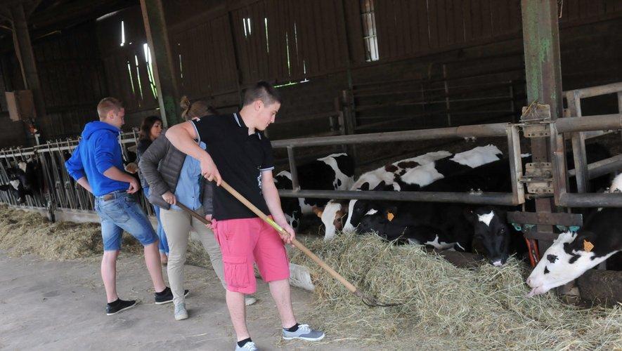 Les filières agricoles veulent séduire les jeunes.