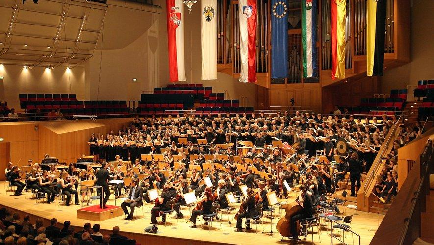 Un orchestre et une salle exceptionnelle.