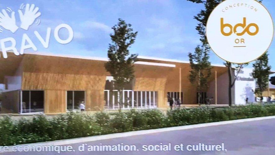 Cette récompense pourrait permettre de contribuer au financement de la salle à hauteur d'une somme se rapprochant du million d'euros.