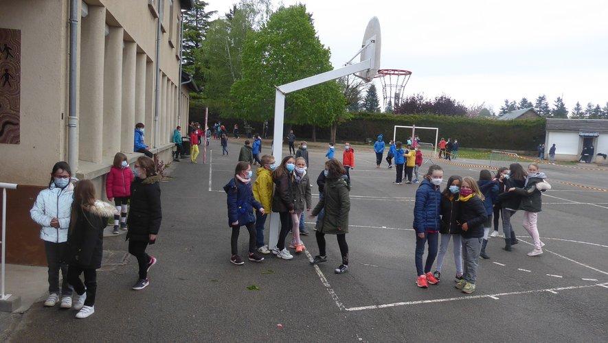 Les enfants de retour sur les bancs de l'école