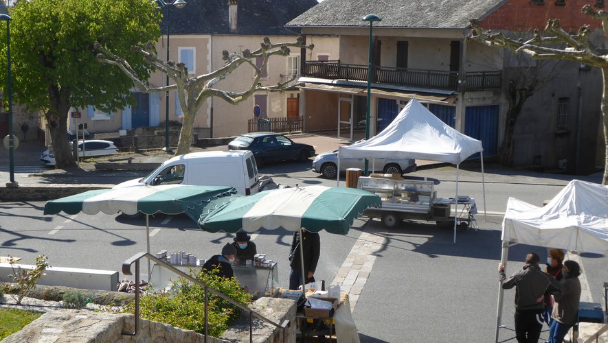 Le projet de la rue de la Fontaine et l'achat de l'ancien bar-tabac presse (en arrière-plan) s'intègrent dans ce processus.