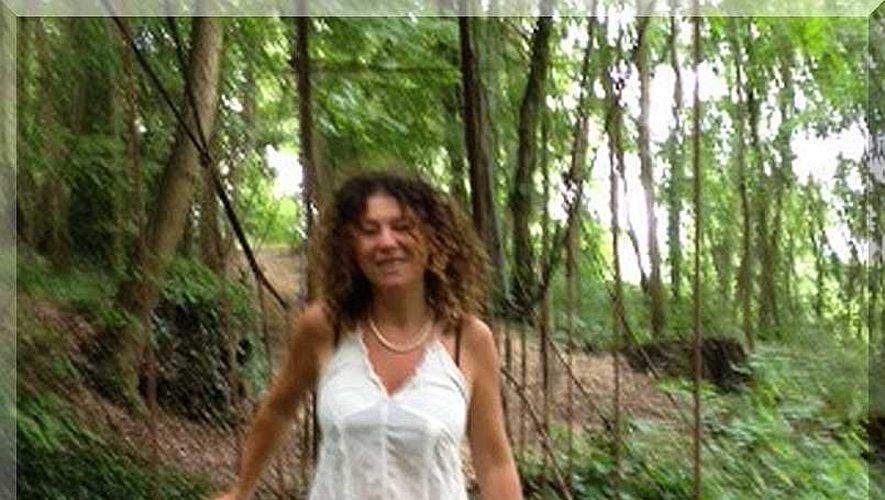 Atelier avec Corinne, spécialiste des plantes sauvages.
