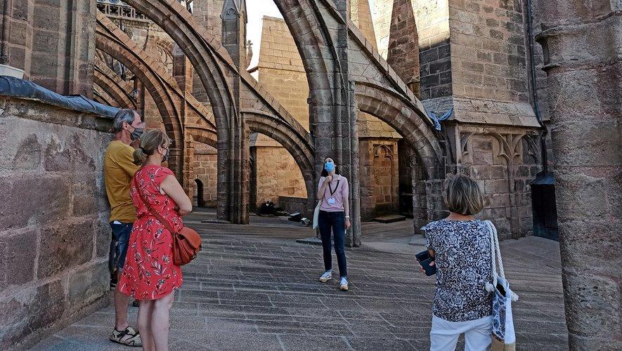 La visite des planètes de la cathédrale, très demandée, sera de retour cet été.