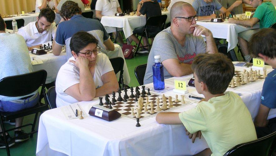 L'open international d'échecs n'a duré que quelques années.