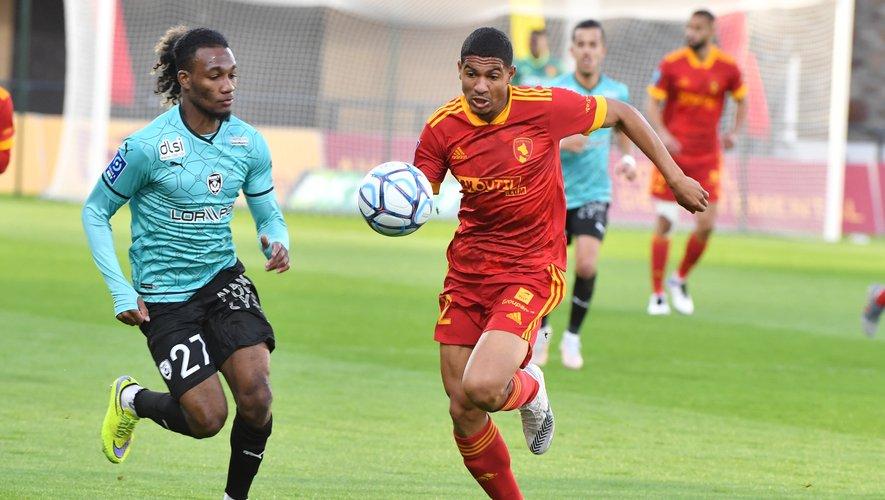Florian David et ses partenaires assureront-ils leur maintien lors de ce dernier match à domicile de la saison, face à l'ASNL ?