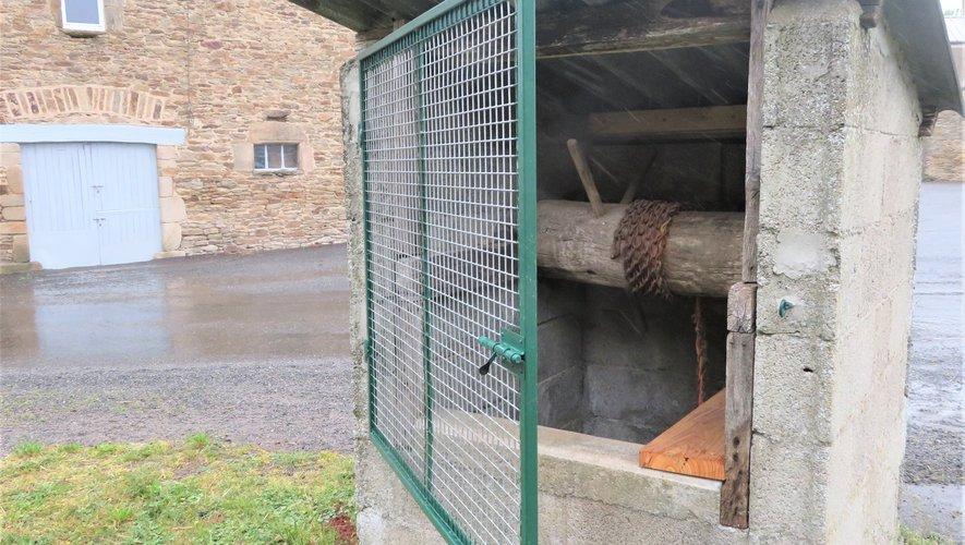 Le puits  sécurisé