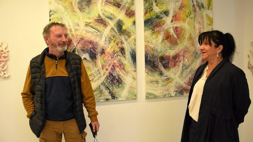 Trois artistes à la galerie Réplique jusqu'à fin mai