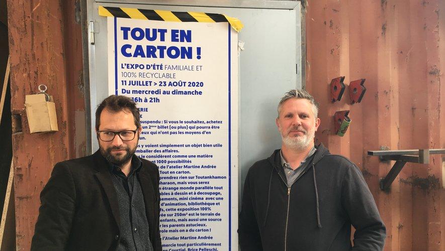 Iconoclastes assumés, Vincent Cavaroc et Christophe Goutes imaginent des lieux hybrides, en phase avec leurs aspirations du moment.Martine Andrée