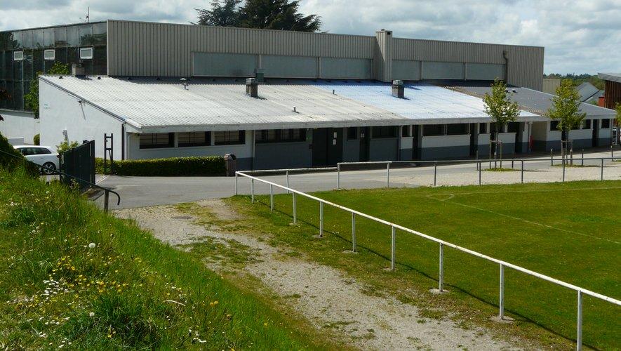 Les travaux au gymnase des Albatros sont prévus du 1er septembre au 30 novembre.