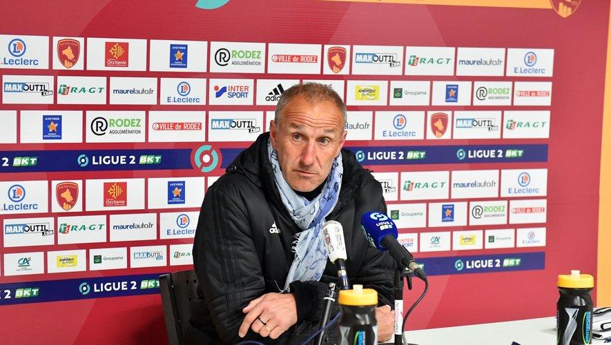 <b>Football</b> : Laurent Peyrelade (Rodez) nommé aux trophées UNFP !