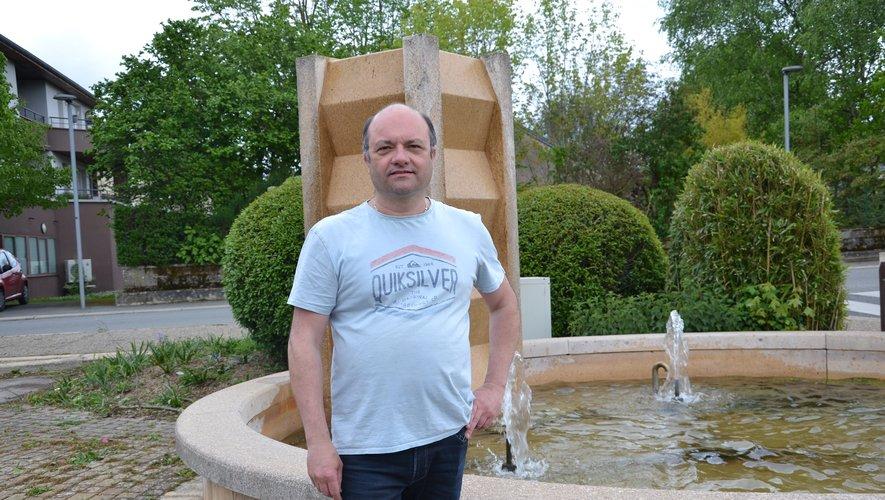 Bruno Privat veut redonner vieà la place de la Fontaine.