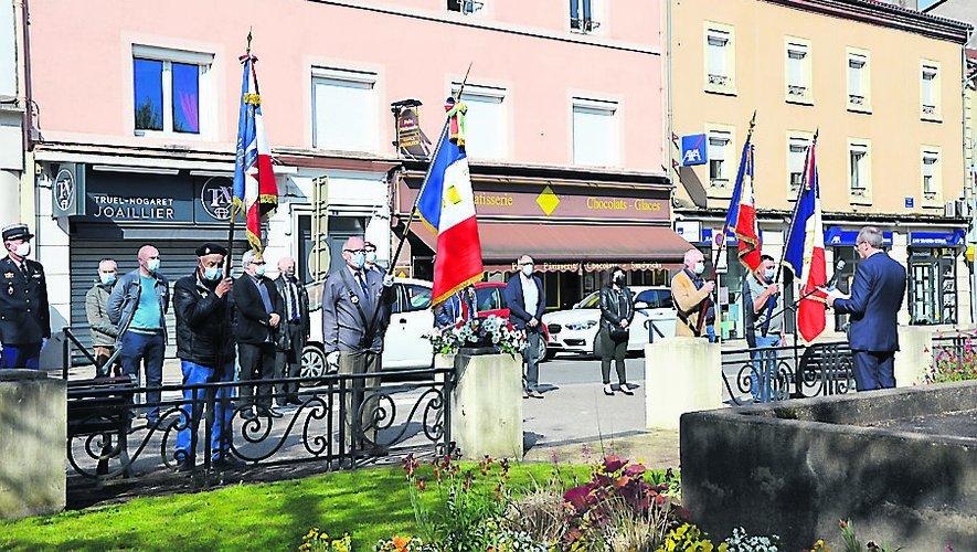 Commémoration de la Victoire du 8-mai-1945
