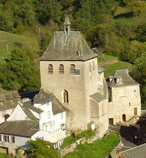 L'église du village va faire l'objetde travaux prochainement.