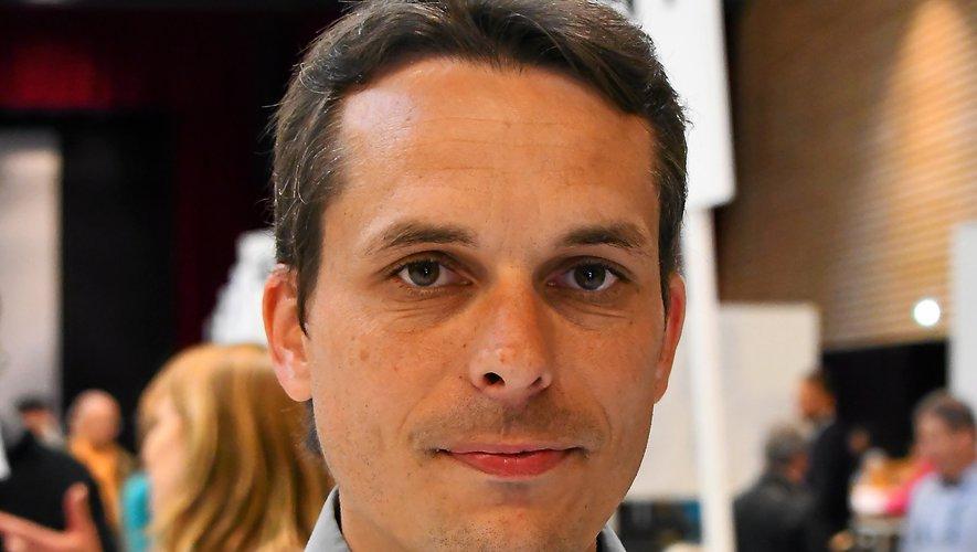 Guilhem Serieys, porte-parole de La France Insoumise  dans le département.