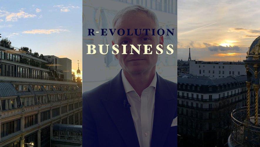 R-Evolution Business - Jean-Marc Bellaiche, rencontre avec le PDG du groupe Printemps