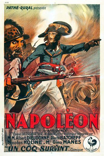 """Depuis douze ans se prépare la renaissance d'un chef-d'œuvre du cinéma muet, totem des cinéphiles : le """"Napoléon"""" d'Abel Gance."""