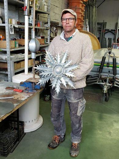 """Les cardabelles se font la belle avec le """"Fou du zinc"""""""