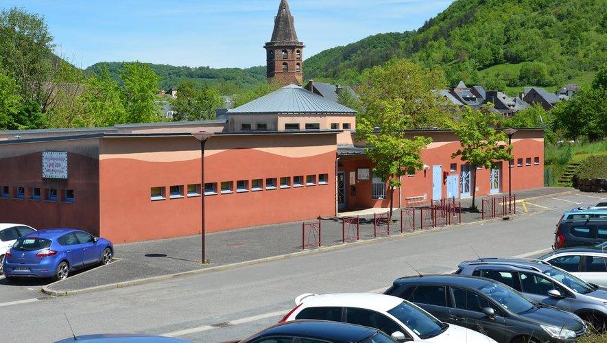 L'école maternelle Jean-Auzel, l'un des sites marcillacois appelés  à être placé sous téléprotection.
