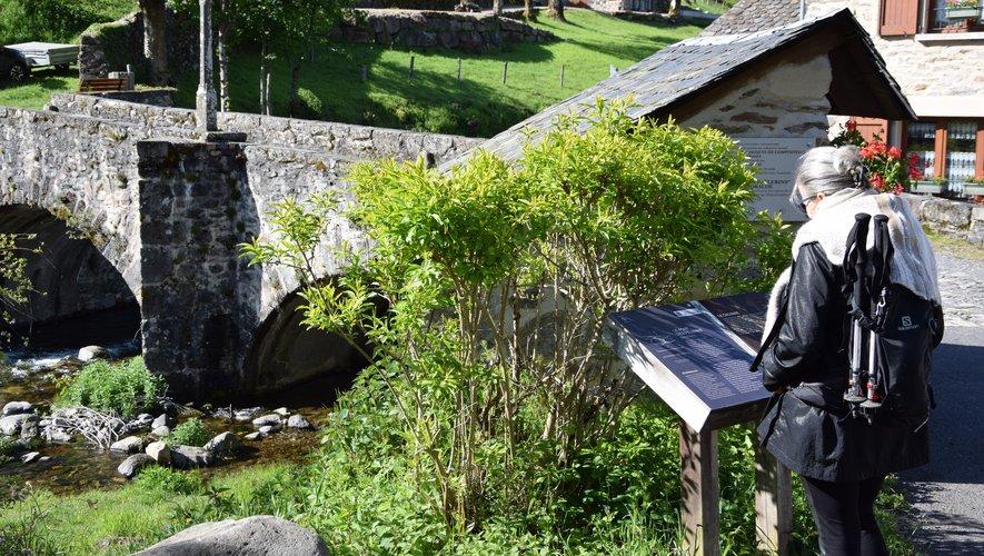 En chemins, à Saint-Chély-d'Aubrac