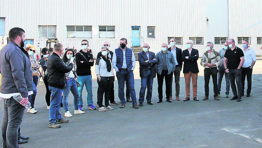 Le collectif Tous Ensemble pour le Bassin suit de près le dossier SAM. / Photo BHSP.