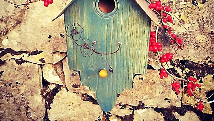 Les beaux et utiles nichoirs d'Une maison dans le jardin
