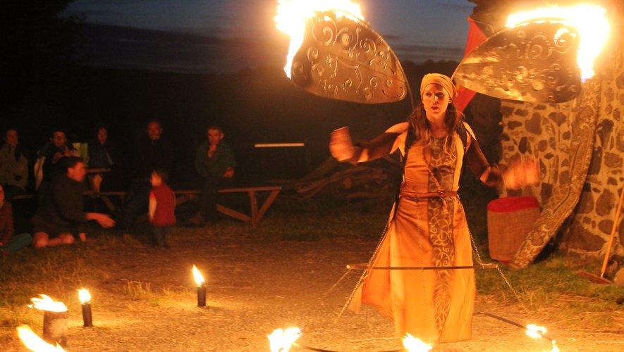 Les burons mettent le feu samedi 19 juin en soirée.