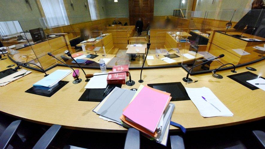 Une audience ce lundi après-midi au tribunal judiciaire de Rodez.