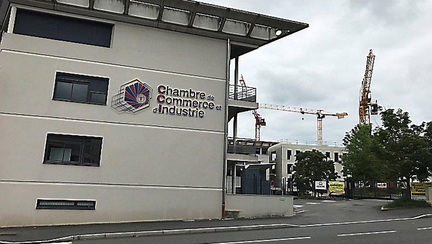 La cité de l'entreprise et de la formation sera livrée à la fin de l'année.