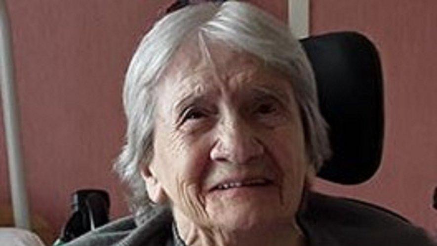Marthe Sarret.