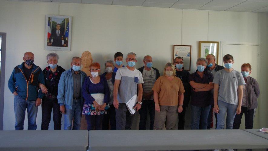 De nombreux participants à cette réunion.