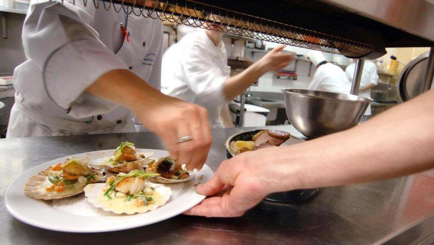 Le personnel des restaurants sera à nouveau aux fourneaux et au moulin, en salle et à l'extérieur.