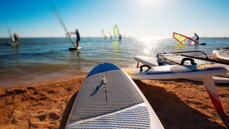 Sports nautiques : protégez-vous de la réverbération