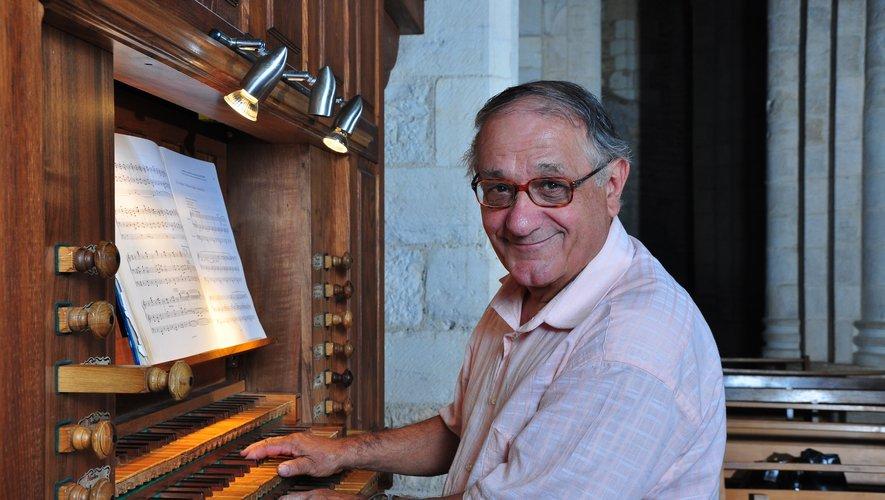 L'organiste Louis Rébé, à l'initiative de cette fête, réserve quelques heureuses surprises aux auditeurs.