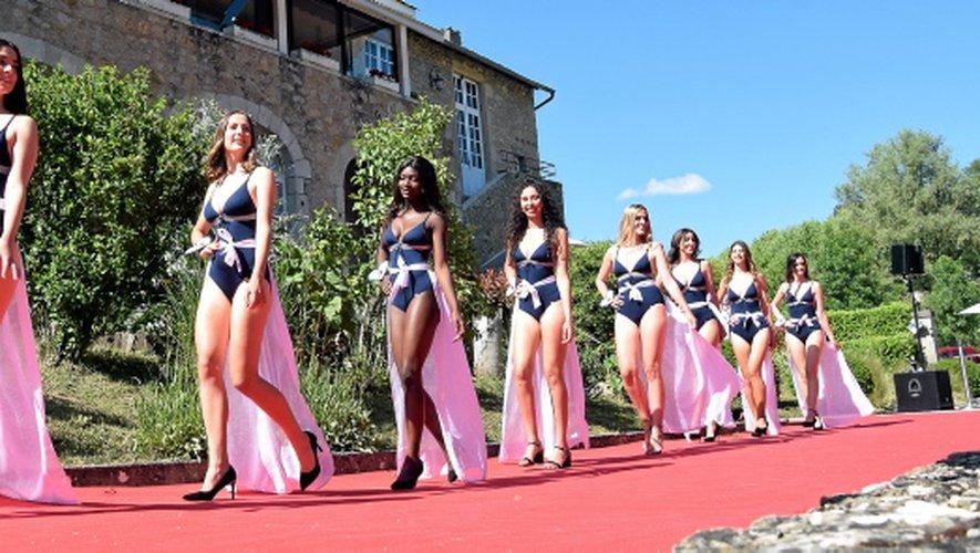 Le défilé s'est déroulé à Fontages, après plusieurs années à Capdenac.
