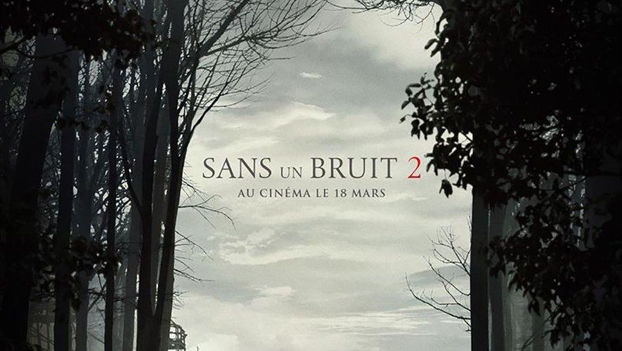 """L'effrayant """"Sans un bruit 2"""" a repris la tête du box-office ce week-end en Amérique du Nord."""