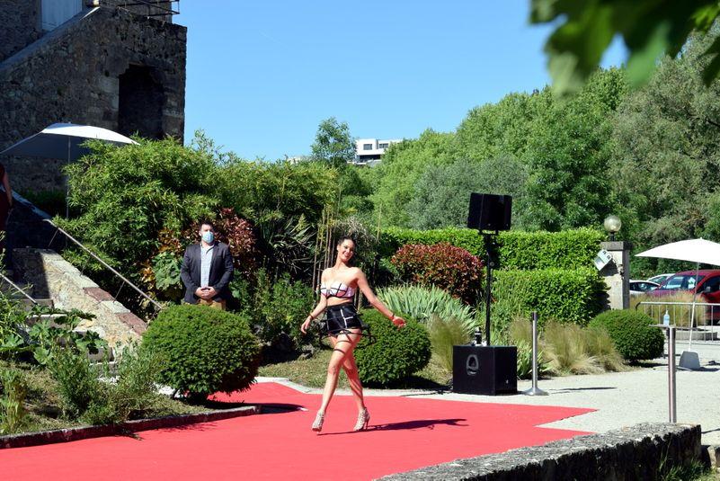 Anaïs Dufillo, Miss Midi-Pyrénées 2017.