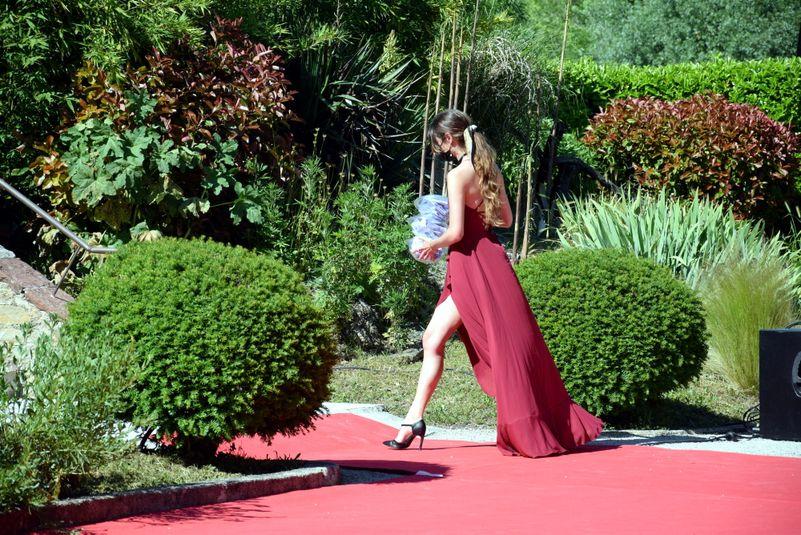 Quand Margot Lagier, Miss Pays d'Albigeois 2020, conserve précieusement le vote du public...