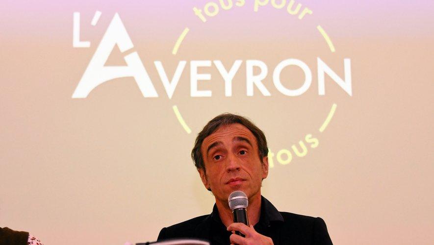 Arnaud Viala réunit ce soir ses troupes et leurs soutiens.